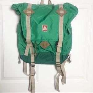 Jansport Adobe Heritage Collection Flap Backpack